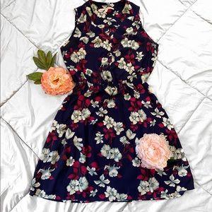 41 Hawthron floral dress